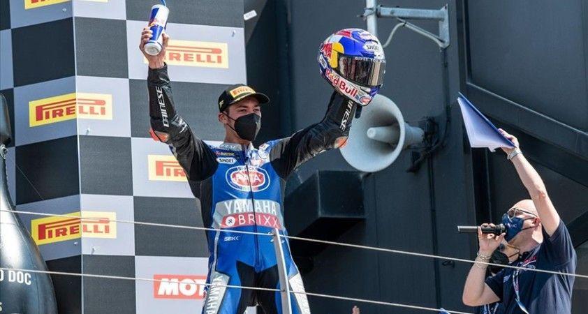 Milli motosikletçi Toprak Razgatlıoğlu'nun dünya şampiyonluğuna son 5 adım