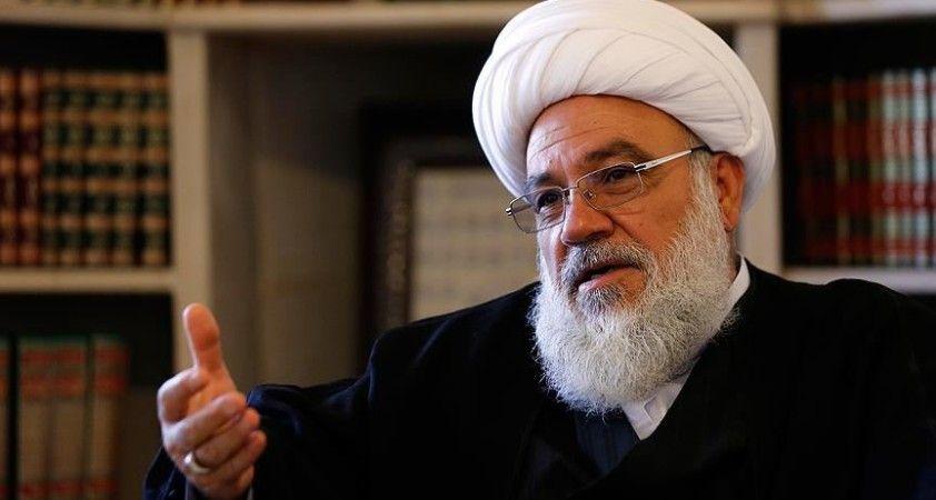 Lübnanlı Şii alim Tufeyli: Filistin'den Azerbaycan'a, azınlıklar bahanesiyle Müslümanlar hedef alınıyor