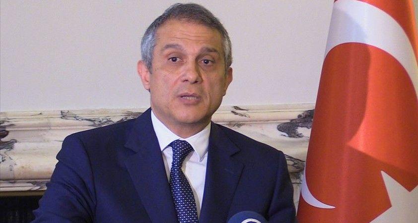 Türkiye'nin Londra Büyükelçisi Yalçın: Yunanistan Doğu Akdeniz'de diyalogdan kaçıyor