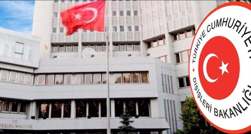 Dışişleri Bakanlığı Sözcüsü Aksoy'dan Paris iklim anlaşmasıyla ilgili açıklama