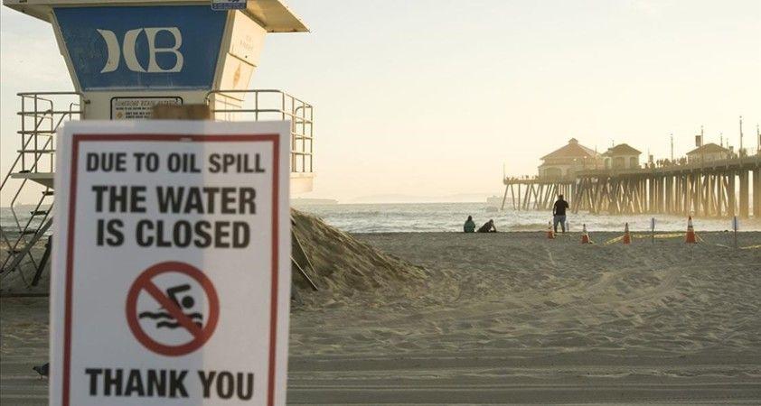 California'daki petrol sızıntısında harekete geçmekte geç kalındığı iddia edildi