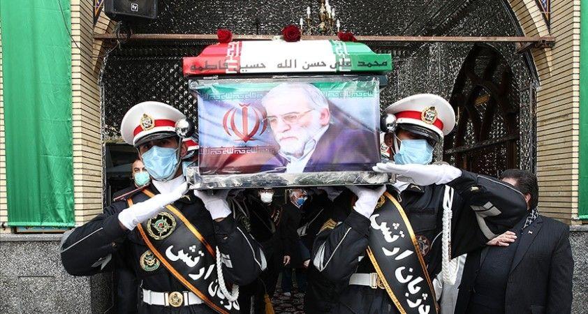 İran Fahrizade suikastıyla ilgili 4 kişi için 'kırmızı bülten' talebinde bulundu