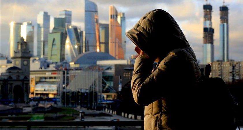 Rusya'da Kovid-19'dan günlük ölü sayısı 442 ile en yüksek seviyeye ulaştı