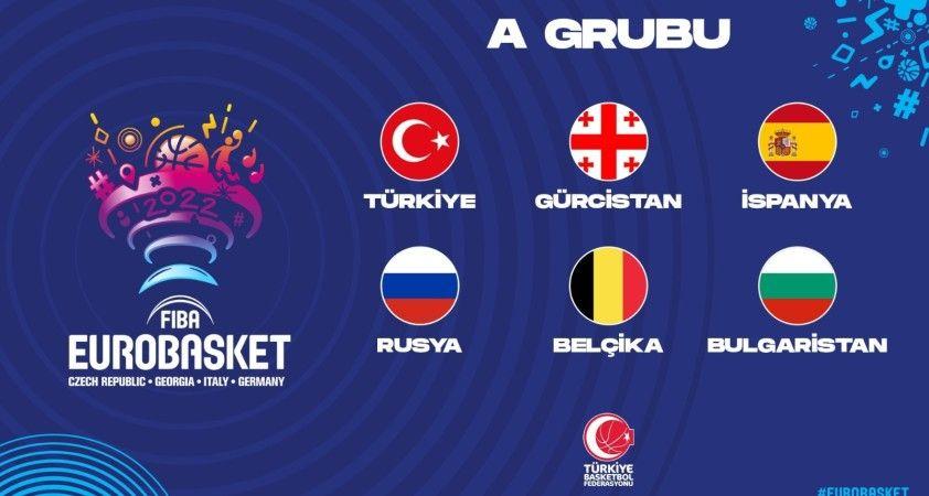 12 Dev Adam'ın 2022 Avrupa Şampiyonası maç takvimi belli oldu