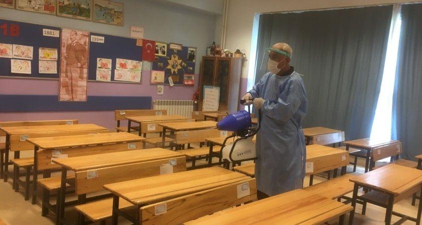 İstanbul'da okullar yüz yüze eğitime hazır
