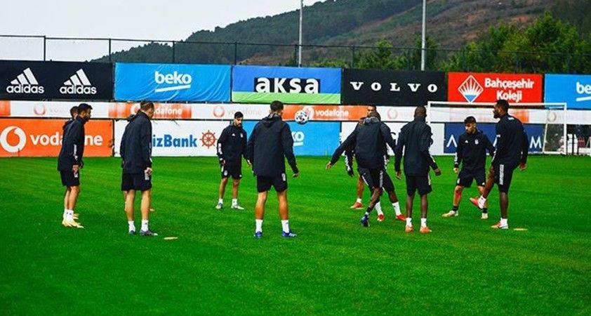 Beşiktaş'ta Başakşehir hazırlıkları devam ediyor