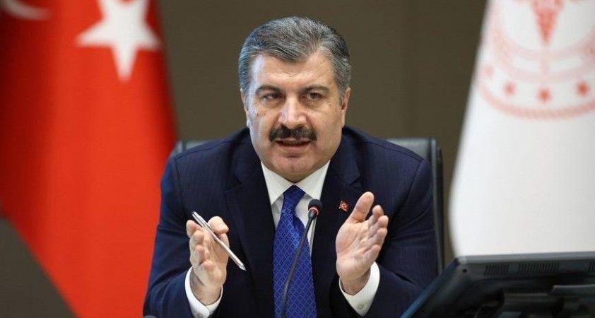 Koronavirüs Bilim Kurulu, Sağlık Bakanı Fahrettin Koca başkanlığında toplanacak