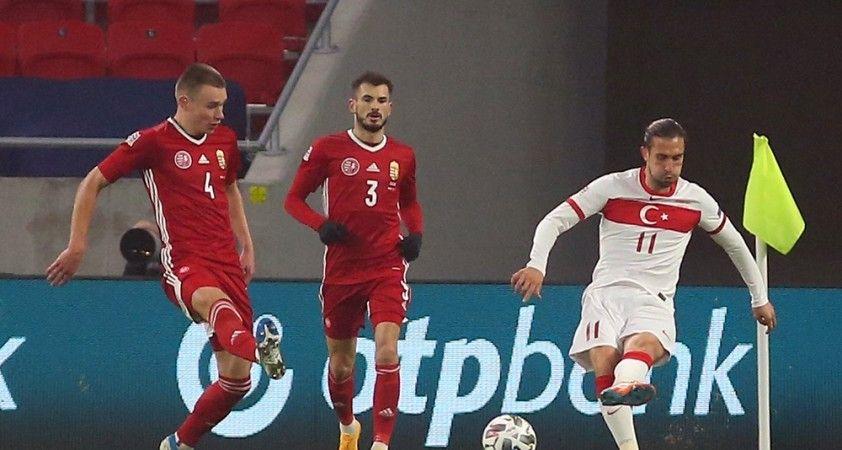 UEFA Uluslar Ligi: Macaristan: 2 - Türkiye: 0 (Maç sonucu)