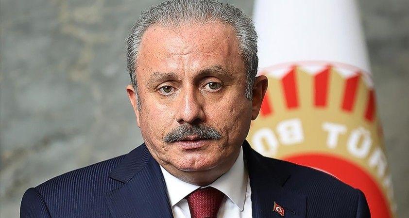 TBMM Başkanı Şentop, BM 75. Genel Kurul Başkanı Bozkır'ı kabul edecek
