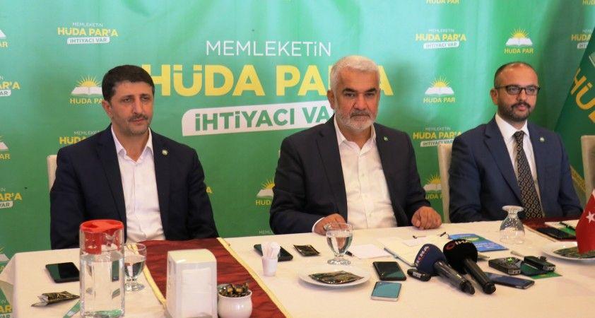 HÜDAPAR Genel Başkanı Yapıcıoğlu: