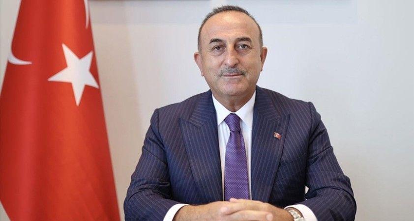 Çavuşoğlu, Türkiye'nin Afganistan konusunda Özbekistan ile çalışacağını belirtti