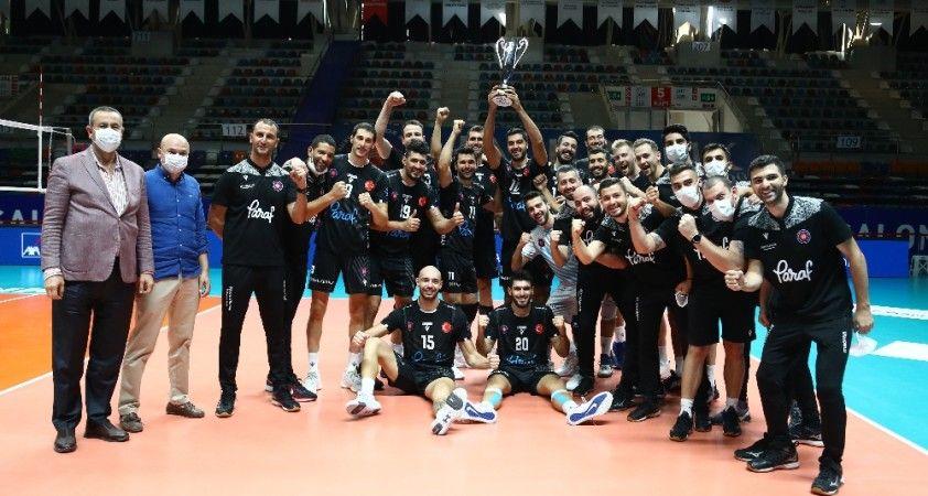 Halkbank, Balkan Şampiyonu oldu