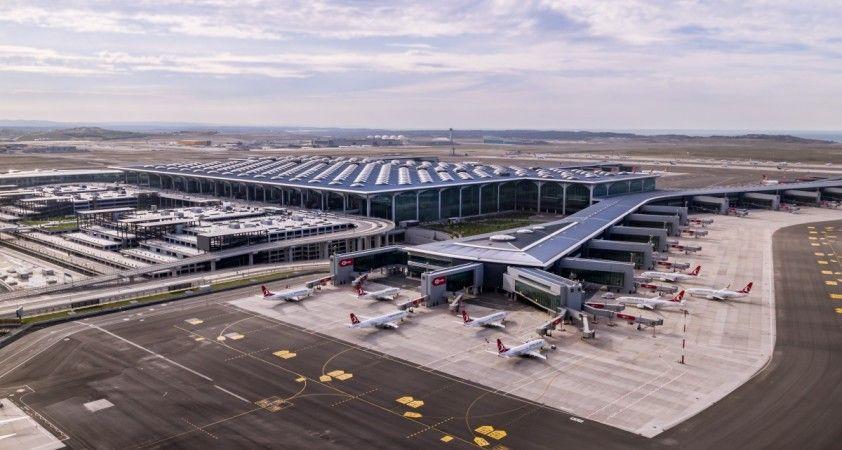 İstanbul Havalimanı, 'Dünyanın En İyi 10 Havalimanı' sıralamasında ikinci oldu