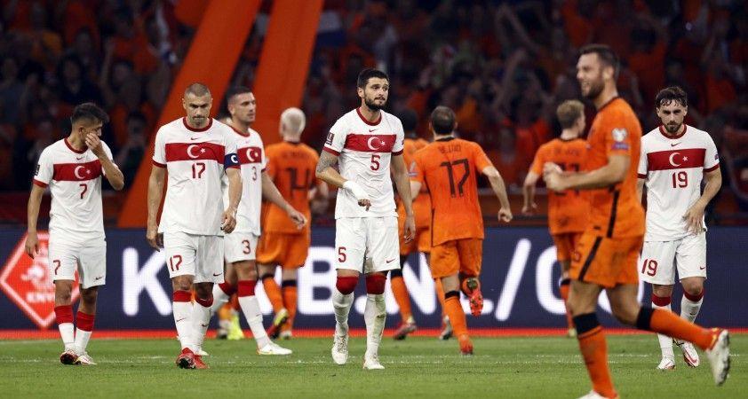 2022 FIFA Dünya Kupası Elemeleri: Hollanda: 6 - Türkiye: 1 (Maç sonucu)