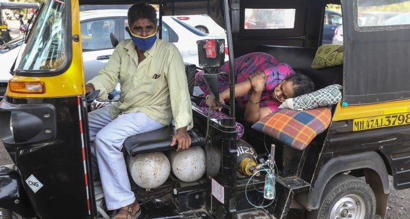Hindistan'da korona virüs vaka sayısı 20 milyonu geçti