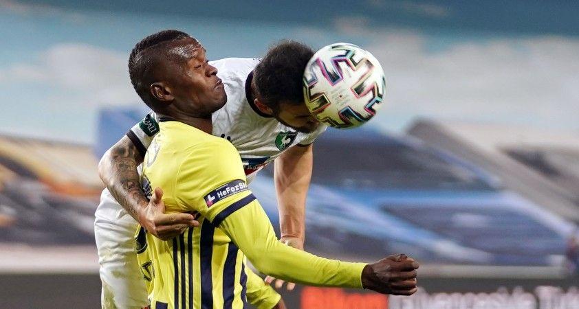 Samatta'dan 70 gün sonra gol