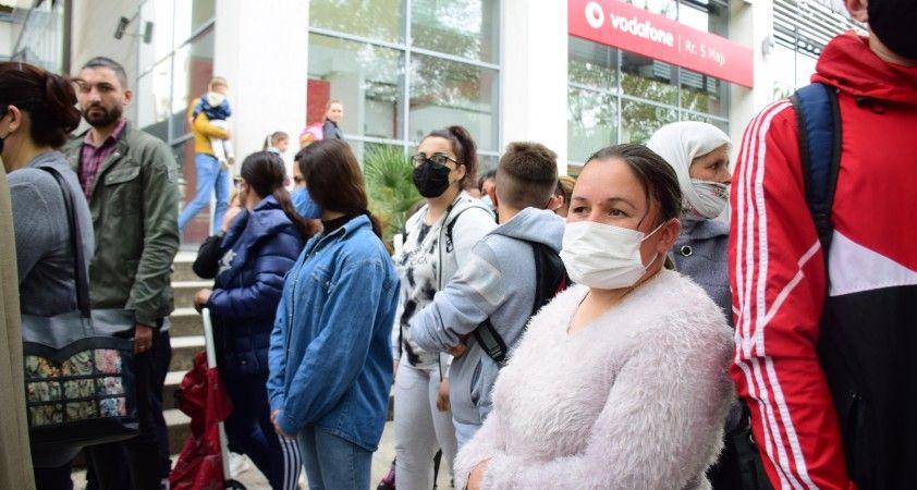 Türk Kızılayı'ndan Arnavutluk'ta ihtiyaç sahiplerine Ramazan yardımı