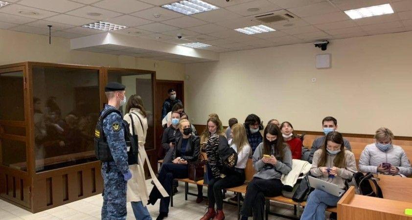 Navalny açlık grevini sonlandırmasının ardından hakim karşısına çıktı