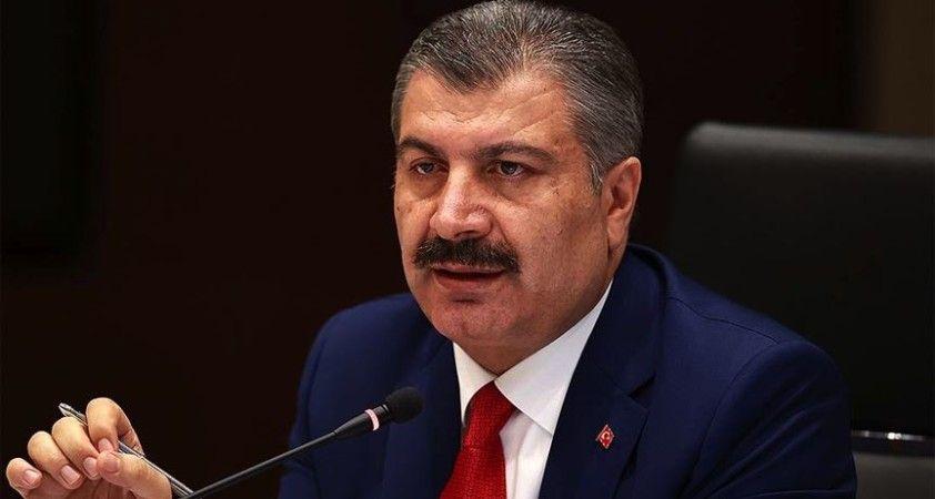 Sağlık Bakanı Fahrettin Koca tatilcileri uyardı