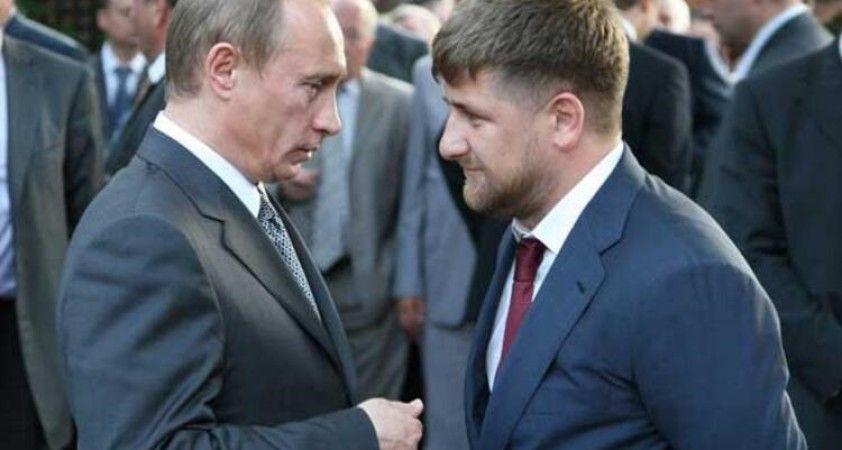 Kadirov: Putin'i ömür boyu Rusya Devlet Başkanı seçelim