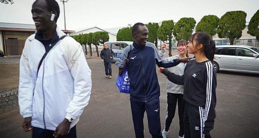 Japonya'nın 'ev sahibi kentleri' uluslararası sporcuları ağırlıyor