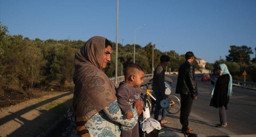 AB'nin sınırlarındaki geri itmelere 'kayıtsızlığı' tepki çekiyor