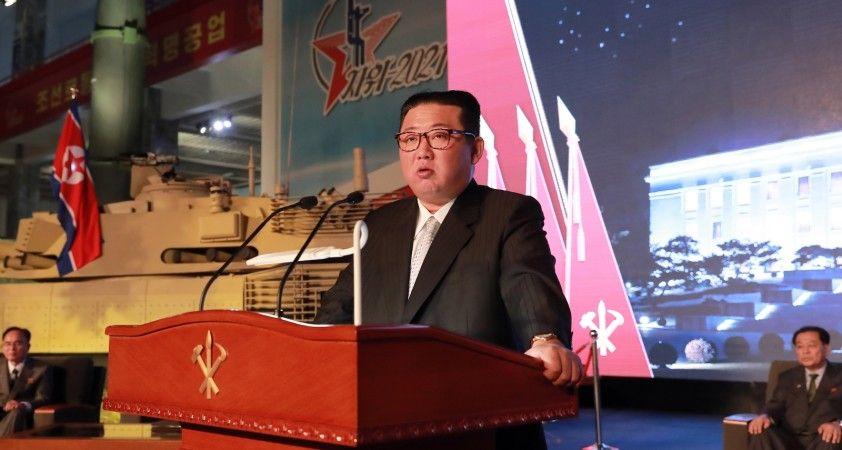 Kuzey Kore lideri Kim: