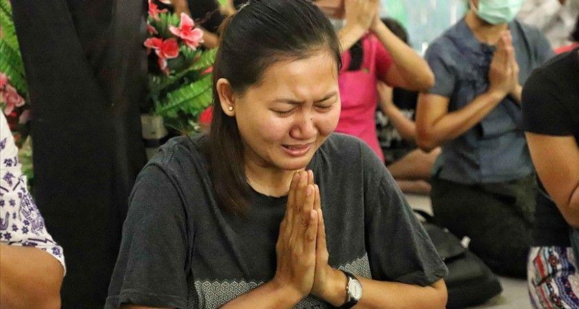 Myanmar'da güvenlik güçlerinin protestolara müdahalesi sonucu ölenlerin sayısı 751'e çıktı