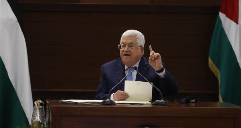 Filistin Devlet Başkanı Abbas: Kudüs olmaksızın seçimlere gitmeyeceğiz