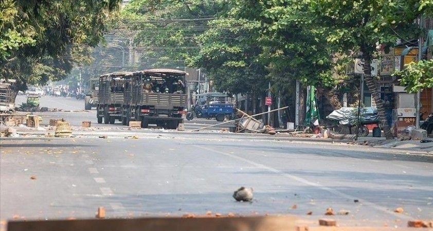 Myanmar'da darbe karşıtı silahlı grup PDF, 30 ordu mensubunu öldürdüğünü duyurdu