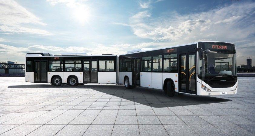 İBB metrobüs filosu için 160 yeni otobüs alıyor