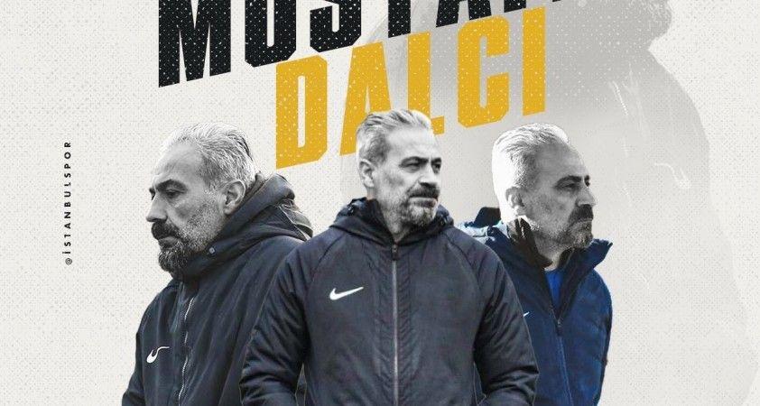 İstanbulspor'un yeni teknik direktörü Mustafa Dalcı oldu