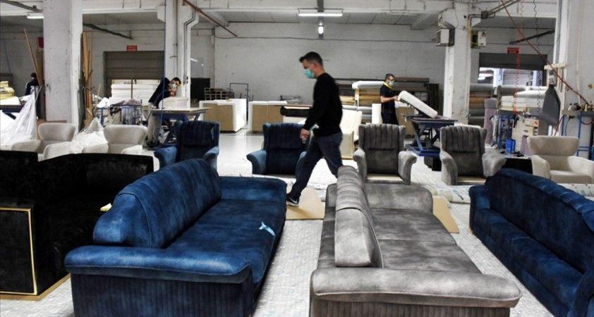 Salgında 'evde kalanlar' mobilyayı yeniledi, satışlar 50 milyar lirayı aştı