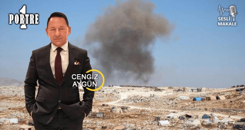 Suriye/İdlib kazanı yeniden kaynatılmaya başlandı ve patlamak üzere!..