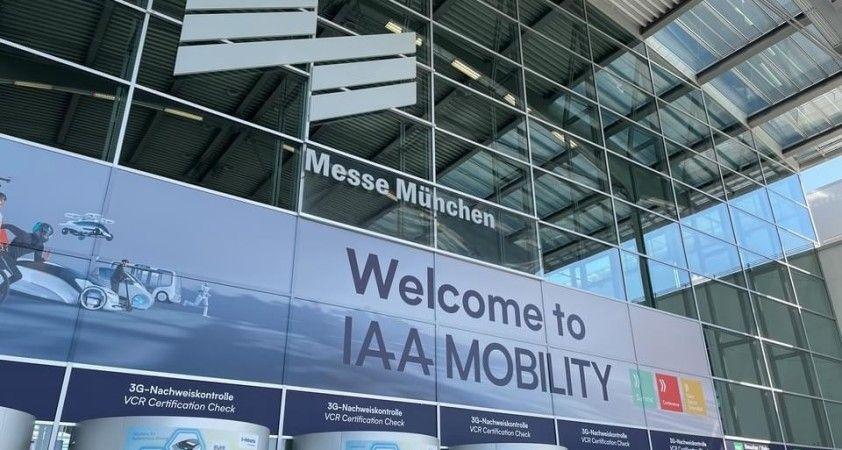 Uluslararası Otomobil Fuarı'nda sektörün geleceğini çizen otonom araçlar sergilendi