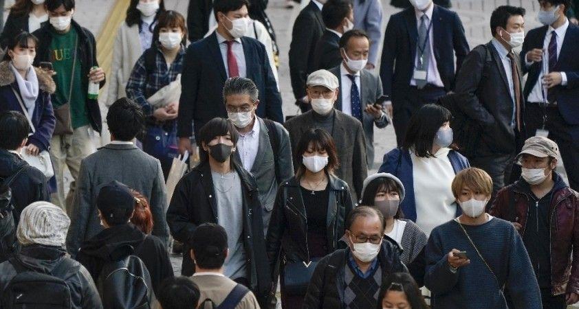 Japonya'da üç gün üst üste Covid-19 vaka rekoru