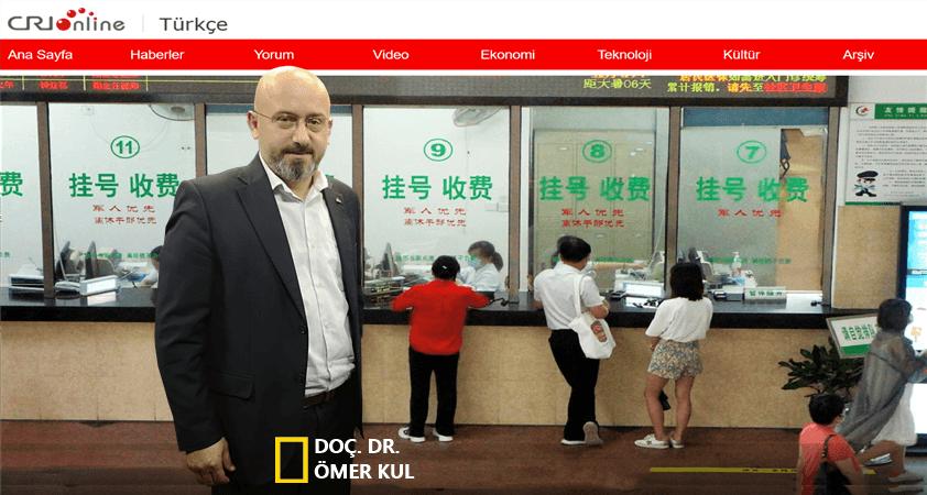 Türkiye'de Çin basın-yayın propaganda faaliyetleri