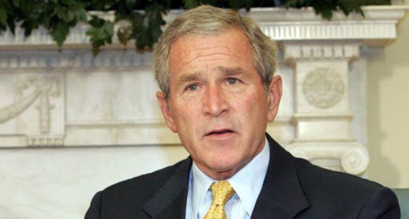 Eski ABD Başkanı Bush: Trajik başarısızlıklarımızı sorgulamanın zamanı geldi