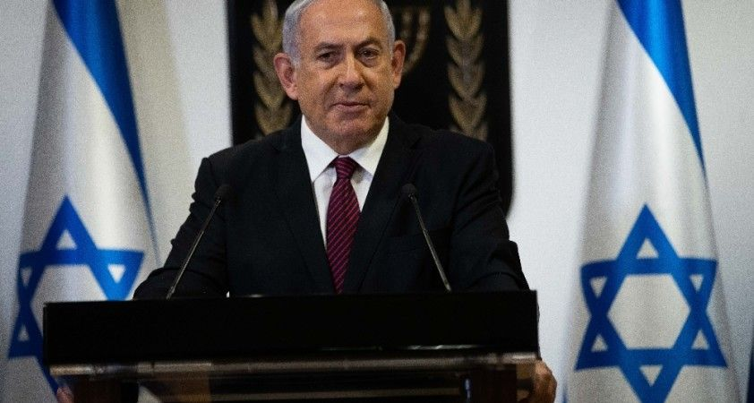 İsrail Başbakanı Netanyahu'dan ABD Kongresi'nin işgal edilmesine kınama