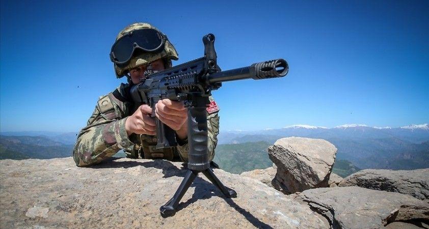Barış Pınarı bölgesinde 4 terörist daha etkisiz hale getirildi
