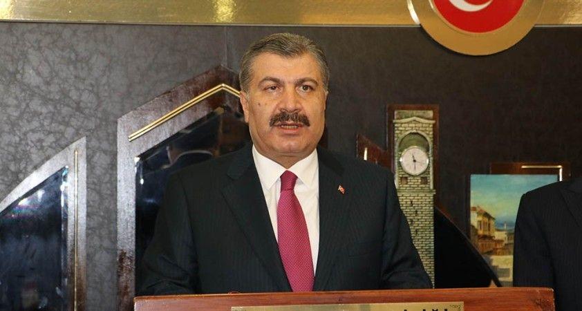 """Bakan Koca: """"Adana salgında Eylül ayında pik noktasına ulaştı"""""""