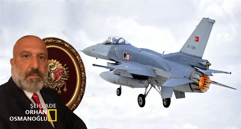 Türkiye, 40 adet F-16 Savaş Uçağı alımı için ABD'ye başvurdu..