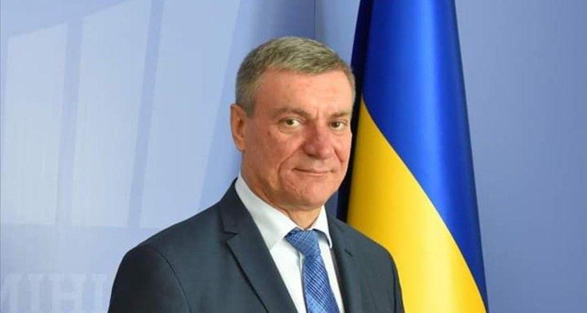 Ukrayna Stratejik Endüstriler Bakanı Uruskiy: Türkiye'yle artan iş birliği itici güç olarak önemli