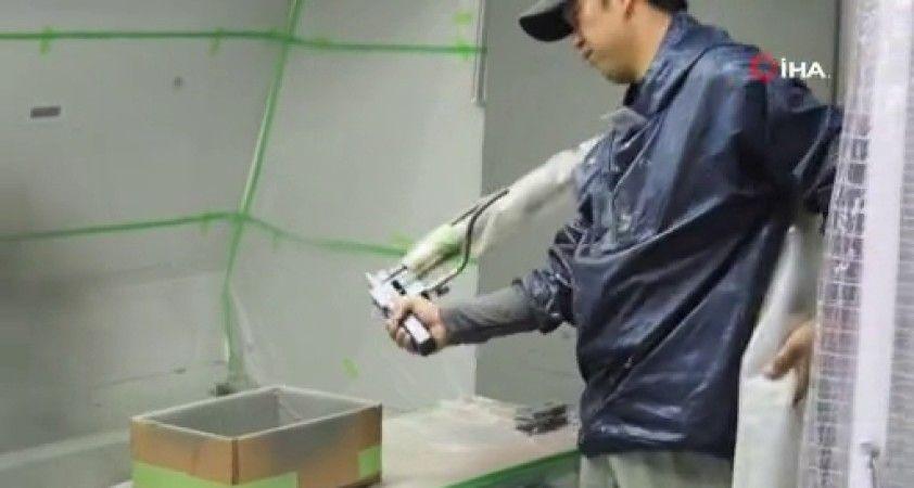 Japonların geliştirdiği su geçirmez karton kutular plastiği aratmıyor
