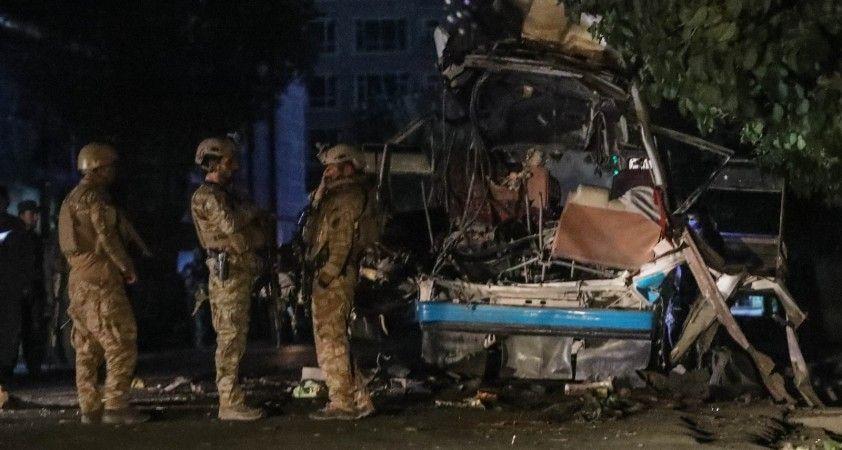 Kabil'de çifte saldırı: 10 ölü, 12 yaralı