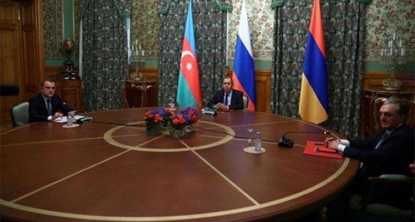 Azerbaycan ve Ermenistan ateşkes için anlaştı