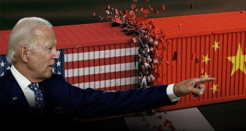 Biden'dan Çine karşı ortak blok önerisi
