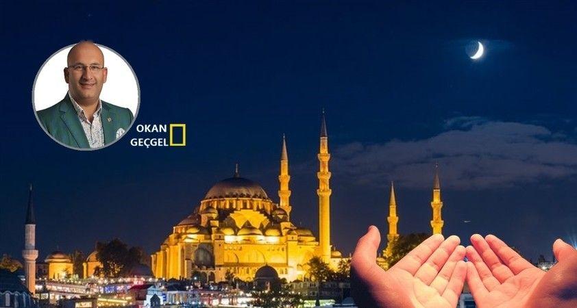 Ramazan'a veda..