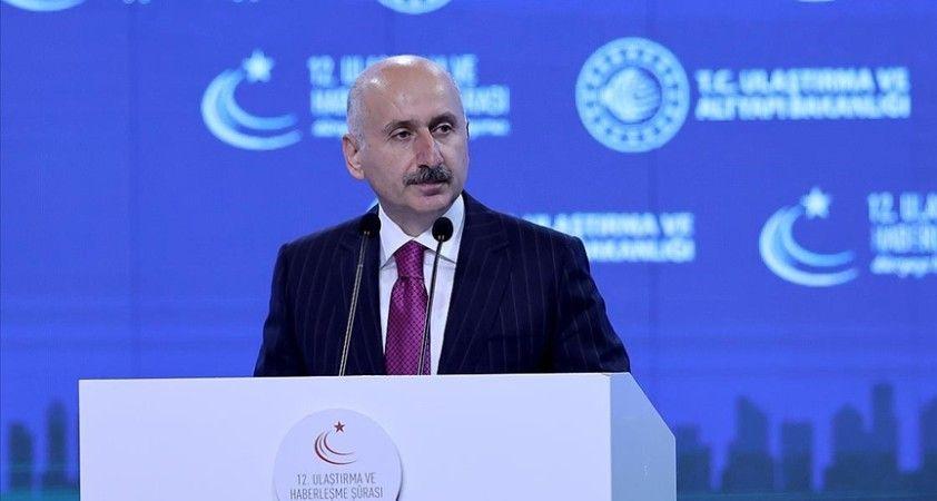 Bakan Karaismailoğlu: Kanal İstanbul uluslararası ölçekte bir ulaşım ve kalkınma projesi