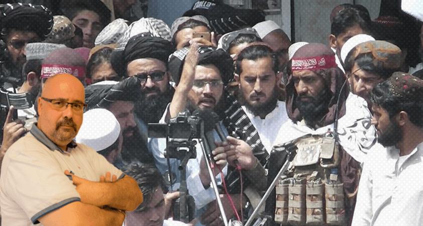 Taliban terörist değilmiş mi?